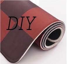 diy custom made extra large mouse pad mouse mat mat play mat 68cm 38cm