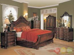 Bedroom: Sleigh Bedroom Set New Jasper Traditional Bedroom Furniture Sleigh  Bed Marble Tops Free Shipping