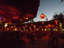 subtle lighting. Molfetta Beach Hotel: Subtle Lighting In The Evenings