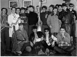 Zdjęcie - Jacek Mogielnicki - Klasa B 1982 - 1986 - I Liceum  Ogólnokształcące im. Edwarda Dembowskiego