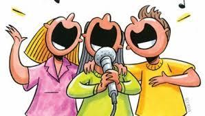 Image result for gif animé karaoké