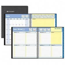 2020 2020 Weekly Planner At A Glance 761105 Quicknotes Weekly Monthly Planner 8 X 9 7 8 Black 2017 2018 76 11 05 07