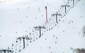 Hokkaido Japan Ski