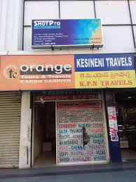Kesineni Travels Raipur Kpn Tours And Travels Secunderabad Bus Services In