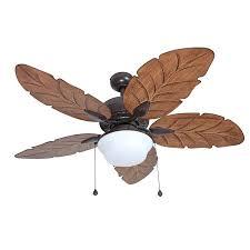 waveport 52 in bronze downrod mount ceiling fan standard included 5 blade