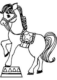 Disegni Da Stampare Prefix Cavalli Da Colorare Pictureicon