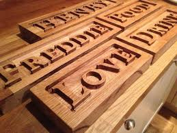 i really like the texture of written word in wood you can customize any name and written style on wood this project can become amazed everyone