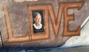 Get all the latest news and updates on rbg mural only on news18.com. Ginsburg S Detroit Connections Admirers Reflect On Her Legacy The Jewish News