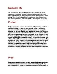 marketing mix essay the marketing mix marketing mba help uk essays