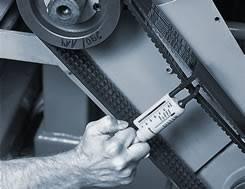belt tension meter. v-belt tension gauge belt meter