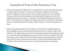 Fruit Of The Poisonous Tree  YouTubeFruit Of Poisonous Tree Doctrine Definition