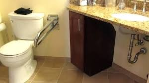Handicapped Bathroom Inspiration Handicap Bathroom Vanity Decoration Home Gardens