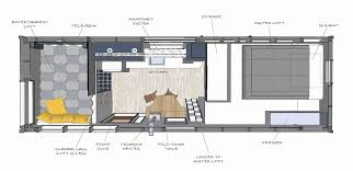 tiny house on wheels floor plans with no loft inspirational tiny house plans with loft elegant