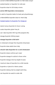 Aspirin Dosage Chart Child Dosage For Ibuprofen By Weight Rats Pdf Free Download