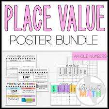 3rd Grade Place Value Forms Of Numbers Bundle