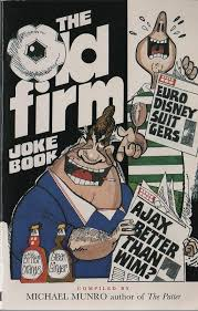 celtic book s autobiographies annuals data etc the old firm joke book 1997