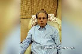 Bollywood veteran Dilip Kumar passes away