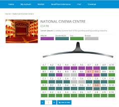 Wordpress Seating Chart Plugin Advance Seat Reservation Management For Woocommerce