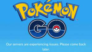 Pokemon Go Releases New Update, Servers Promptly Crash Again
