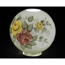 victorian roses lamp shade