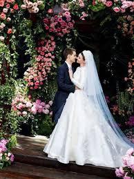 31 celebrity wedding dresses whowhatwear uk