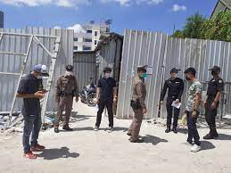 มีผลแล้ว 28 มิ.ย. ปิดแคมป์คนงาน สนธิกำลัง กทม. ตำรวจ ทหาร เข้าควบคุม!! |  Hfocus.org เจาะลึกระบบสุขภาพ
