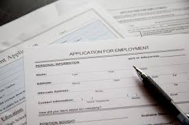 tips for filling out applications hudson hiring
