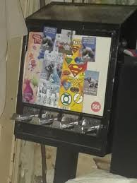 Tattoo Vending Machines For Sale Beauteous Tattoo Vending Machine Need Key A Little Banged Up But Works Good