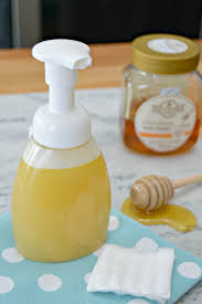 diy foaming face wash that helps fight acne