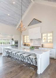 80 Awesome Modern Farmhouse Kitchen Cabinets And Backsplash Ideas