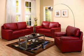 Leather Sectional Living Room Furniture Beige Leather Sectional Sofa Design For Modern Living