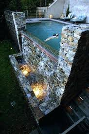 infinity pool backyard. Infinity Pool Backyard Amazing Luxury Pools Swimming House And Cost