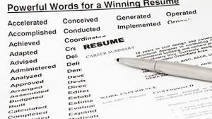 the 10 best and 10 worst words to use on a resume filler cover letter