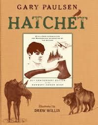 hatchet by gary paulsen brian robeson. book cover image (jpg): hatchet by gary paulsen brian robeson