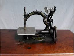 Willcox Gibbs Sewing Machine