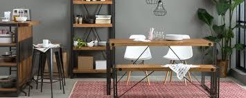 industrial modern furniture. Modern Industrial Dining Room Vintage Furniture