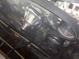 how to replace water pump pics chevy trailblazer trailblazer report this image