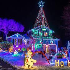 christmas home lighting. Port Stanley Christmas Lights · Home Lighting