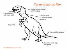 Small Picture Free Online T Rex Colouring Page Kids Activity Sheets Dinosaur