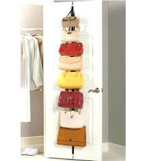 purse organizer for closet purse organizers for closets 2 pack door hanging handbag purse organizer purse