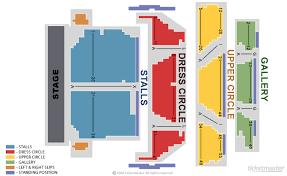 Empire Seating Chart Sunderland Empire Sunderland Tickets Schedule Seating