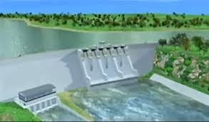 Resultado de imagem para barragem sobre o rio poti no território cearense