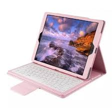 The widest colour range for ipad pro 11 2nd gen 2020 on the market. Detachable Wireless Bluetooth Keyboard Leather Case Cover For Ipad Pro 12 9 Pink Chicleader Com