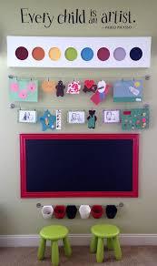 kids playroom chalkboard for sale 53 x28 huge magnetic kids playroom decor ideas long on diy playroom wall art with 390 best kids room playroom inspiration images on pinterest child