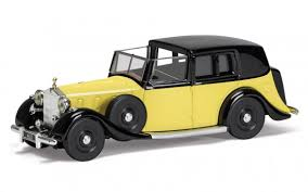 Corgi CC06805 James Bond <b>Rolls</b> Royce Phantom III '<b>Goldfinger</b>'