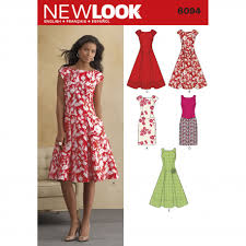 Dress Sewing Patterns Cool Simplicity 48 Women's Dress Sewing Pattern
