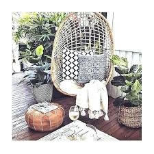 outdoor hanging chairs best chair ideas on garden egg pod nz