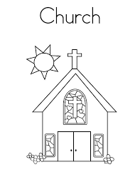 Download our 100% free printable thanksgiving coloring pages. Church Coloring Pages Coloring Rocks