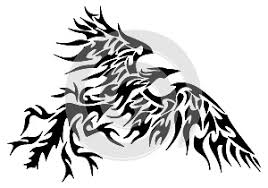 Obrázek36578453 Tetování Kmenový Fénix Autor Zorgev
