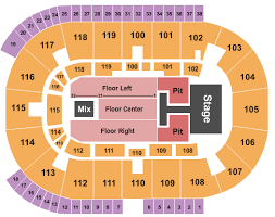 Cn Center Seating Chart Buy Old Dominion Tickets Seating Charts For Events